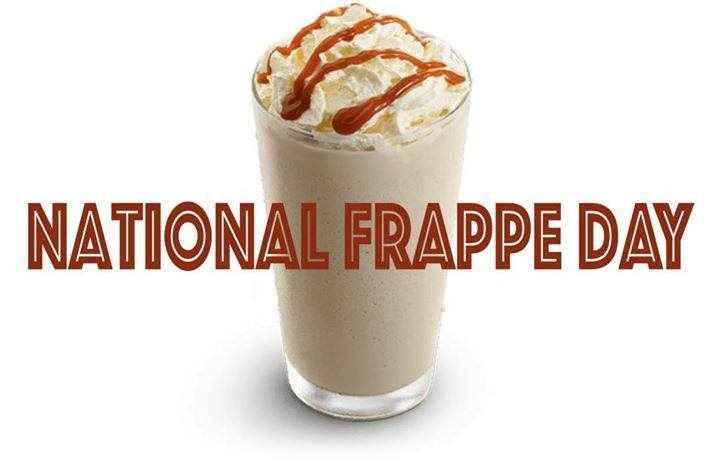 National Frappe Day Wishes Unique Image