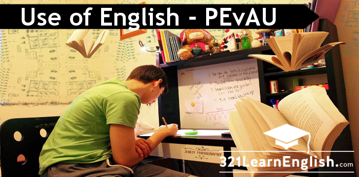 Use of English - PEvAU - EvAU - PAU - EBAU - Selectividad Andalucía - Use the words in the boxes to make meaningful sentences. Use all and only the words in the boxes without changing them - Free printable worksheets with key - www.321LearnEnglish.com