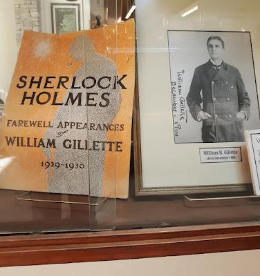Gillette Castle. Connecticut State Park. William Gillette. Actor. Sherlock Holmes