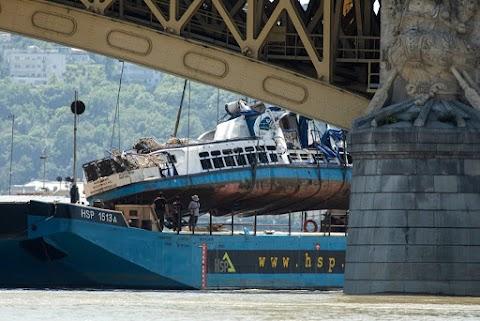Dunai hajóbaleset - Vádat emeltek az ukrán kapitány ellen