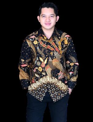 Kemeja Batik Pria Solo Lengan Panjang KBP 11