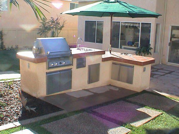 brick driveway image brick bbq designs. Black Bedroom Furniture Sets. Home Design Ideas