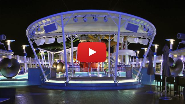 VÍDEOS: NORWEGIAN EPIC 02 - MEDITERRÁNEO
