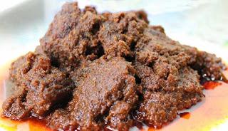 Cara masak rendang daging sapi biar empuk khas minang
