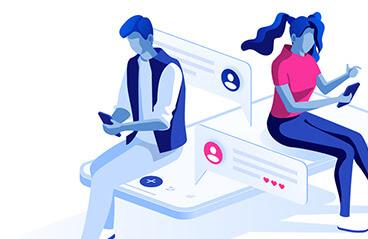 Chat dengan mesin kasir