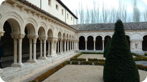 Claustro del Monasterio de las Huelgas, Burgos