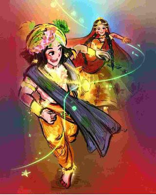 Shri Radha Krishna Serial Images