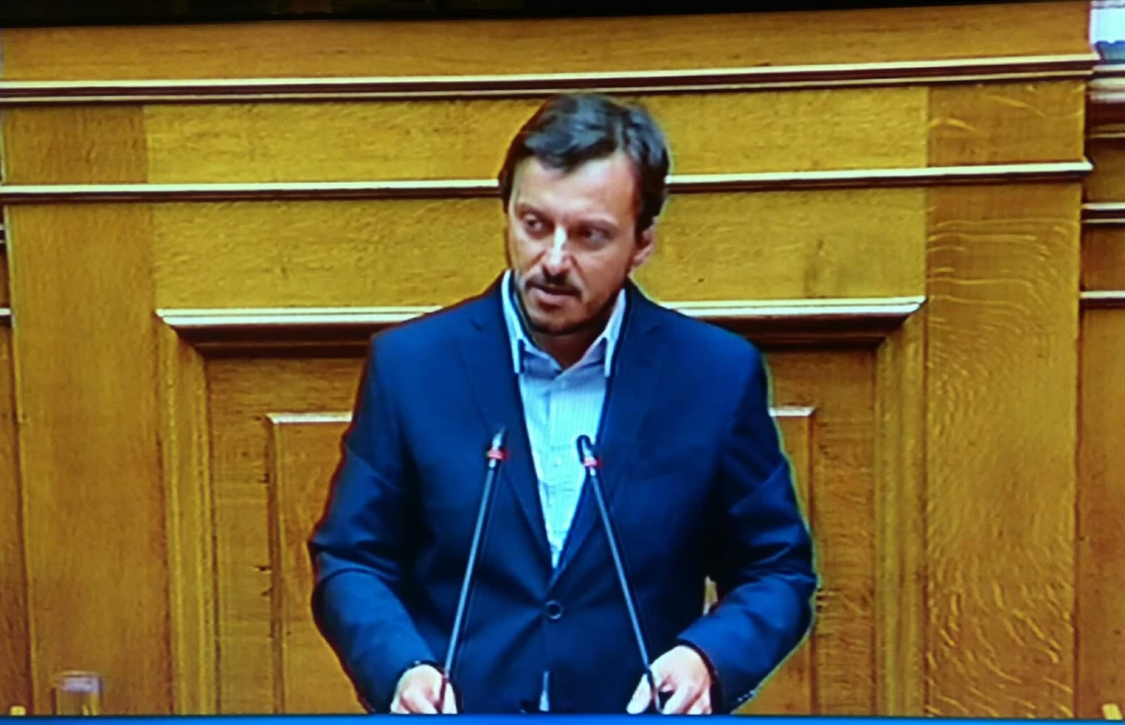 Ερώτηση του Απόστολου Πάνα στη Βουλή για τα μακεδονικά προϊόντα