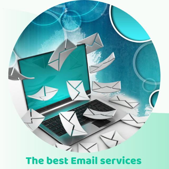 Les meilleurs services de messagerie électronique