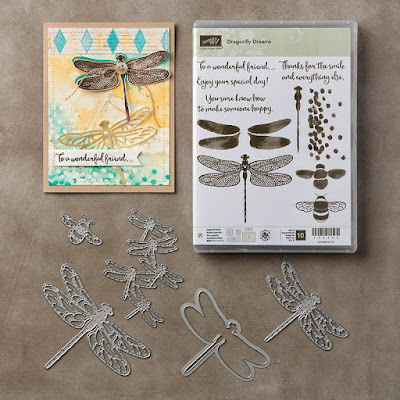 Stampin' Up! Susan Simpson UK Independent Stampin' Up! Demonstrator, Craftyduckydoodah!, Dragonfly Dreams, Detailed Dragonfly Thinlets Dies, Supplies available 24/7,