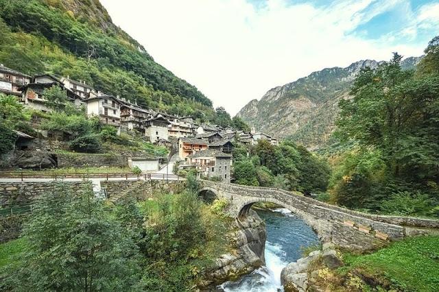 Ngắm vẻ đẹp dãy núi Alps dài nhất Châu Âu 11