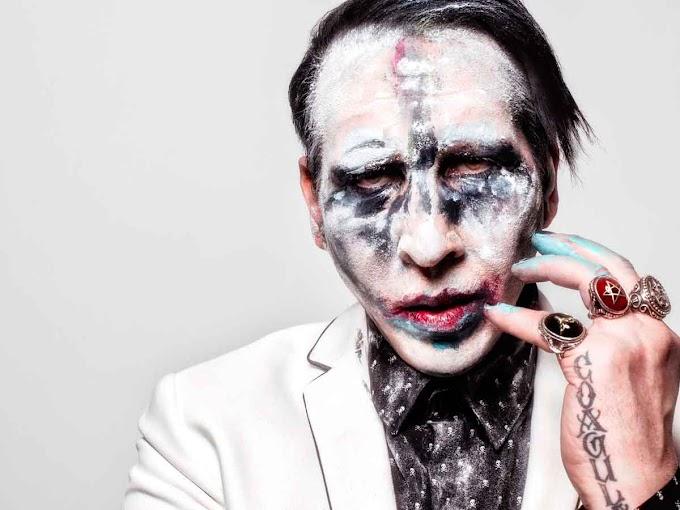 El nuevo álbum fotográfico de Marilyn Manson