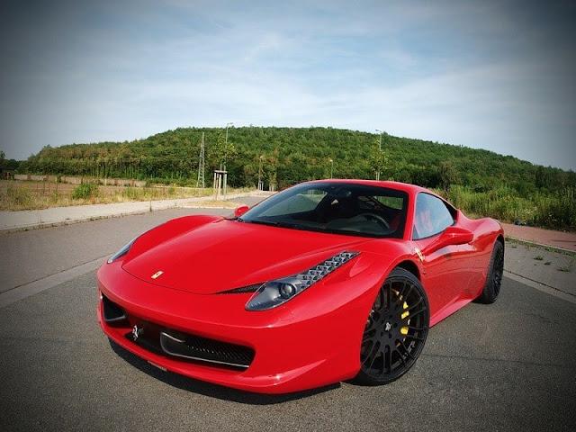 La fabuleuse Ferrari 458