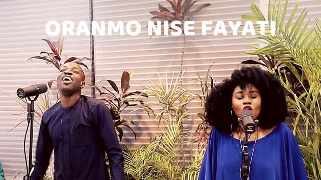 Audio + Video: TY Bello Ft. Dunsin Oyekan – Oranmo Nise Fayati