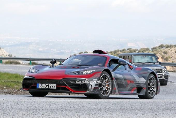 Multimillion-Dollar Mercedes-AMG