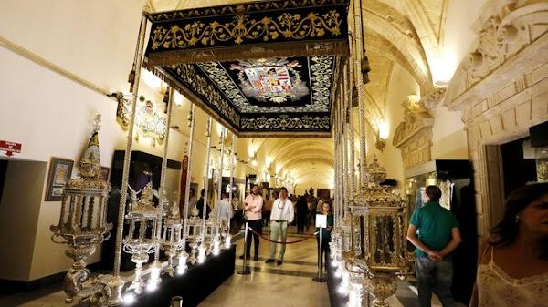 La Semana Santa de Jerez de la Frontera alternativa podría acoger una exposición en Ifeca