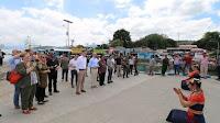 Dubes Belanda Kunjungi Samosir Dalam Rangka Persiapan Kedatangan Raja Belanda Ke Indonesia