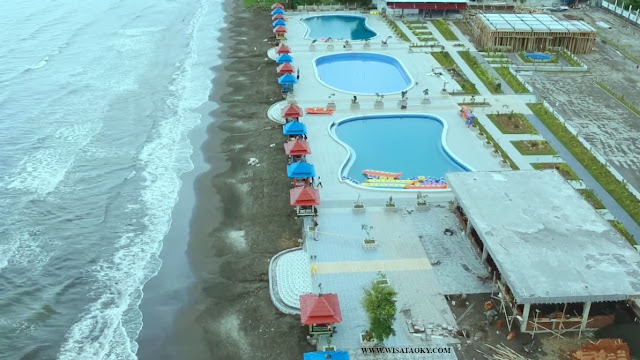 Wisata Pantai Topejawa Takalar Sulawesi Selatan