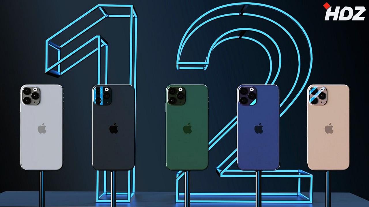 سعر ومواصفات أيفون الجديد - iPhone 12
