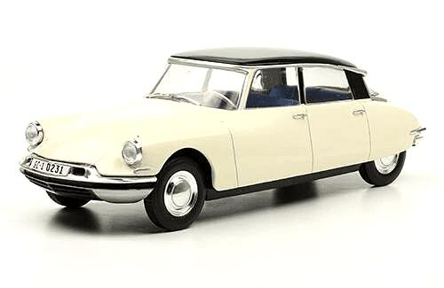 Citroën DS 19 coches inolvidables salvat