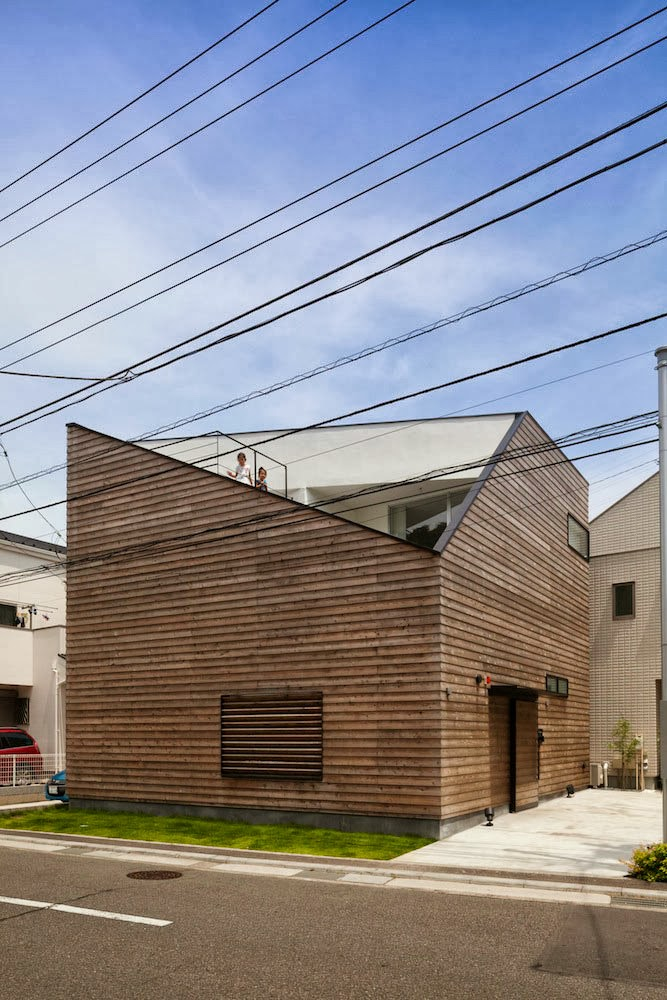 Casa en ofuna level architects arquitectura y dise o for Arquitectura y diseno de casas