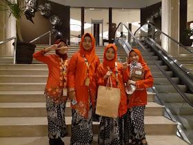 Keseruan Tim Kabupaten Semarang FL2N SD 2019