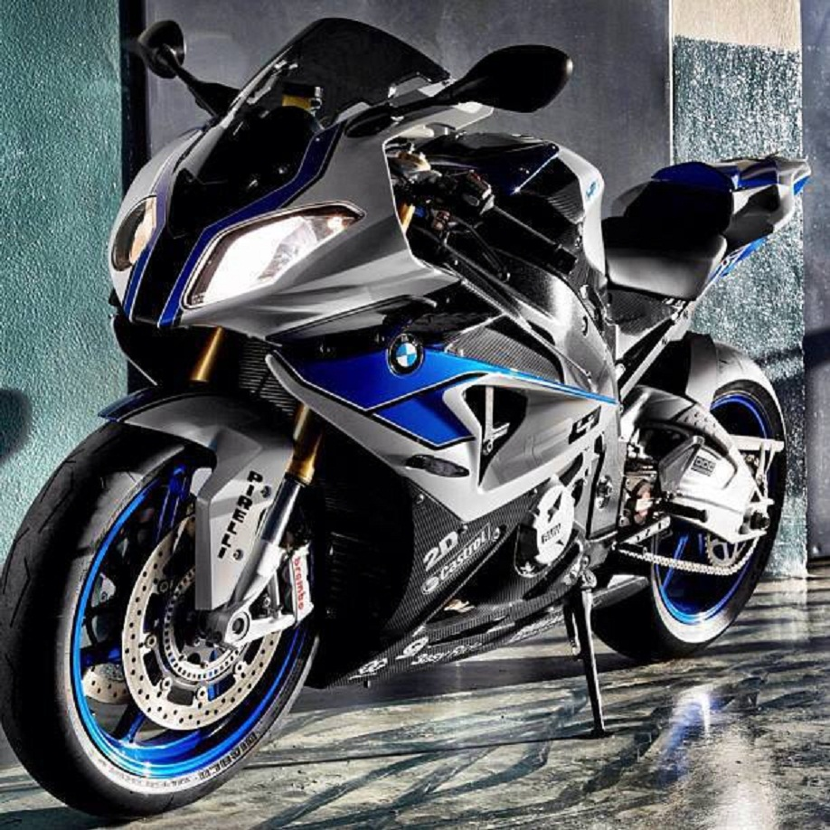 Car & Bike Fanatics: BMW HP4