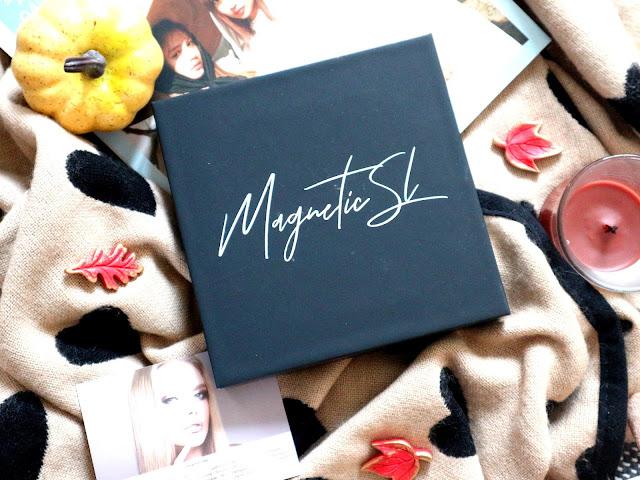 La boite contenant les faux-cils de la marque Magnetic SL.