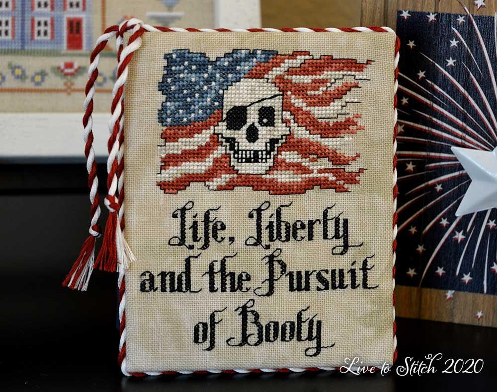 Pursuit of Booty by Sue Hillis Designs