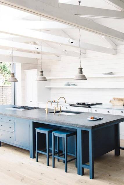 Chọn lựa các ý tưởng thiết kế tủ bếp