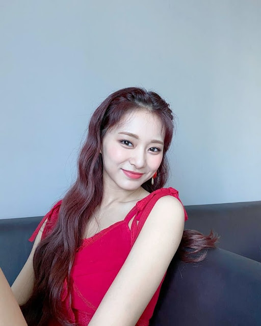 Twice Tzuyu More and More