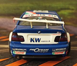 BMW 320i WTCC Scalextric Tecnitoys