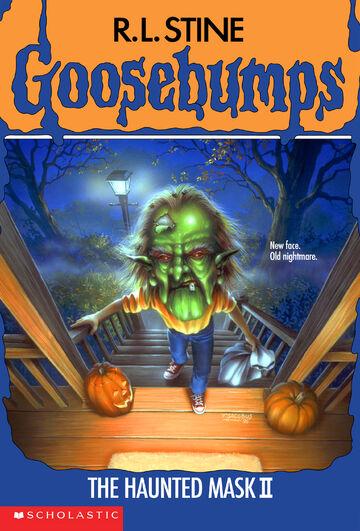 Goosebumps Halloween books