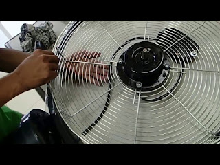 How to Repair a Dead or Damaged Fan