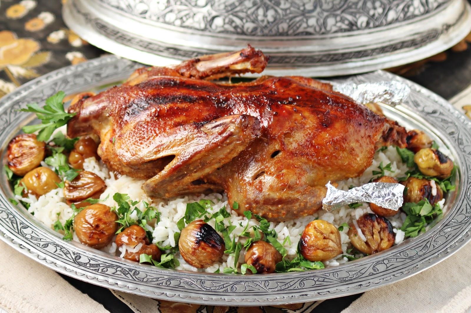 Bakır Tencerem: Portakal soslu pekin ördeği