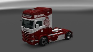 Bad Boy Skin for Scania RJL