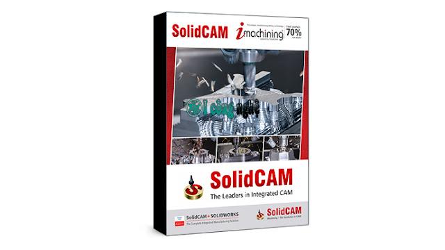 تحميل برنامج SolidCAM 2020 for SolidWorks كامل مع التفعيل