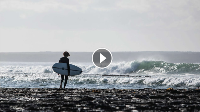 Watch Craig Anderson ebb and flow on the Mid Length Glider