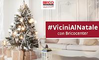 Concorso Bricocenter #ViciniAlNatale : vinci gratis Gift Card da 50 euro e fino a 500 euro
