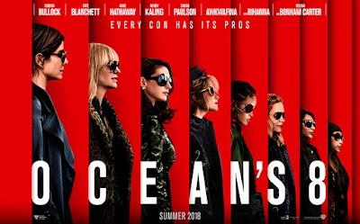 Ocean's 8 Film poster images