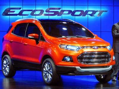 spesifikasi dan harga mobil ford eco sport