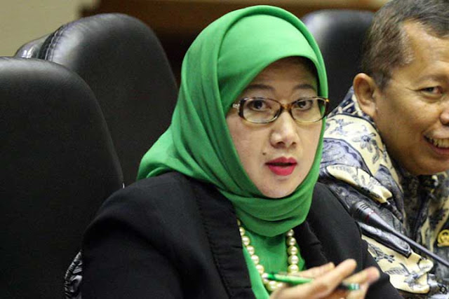 Innalilllahi Waketum PPP Reni Marlinawati Wafat