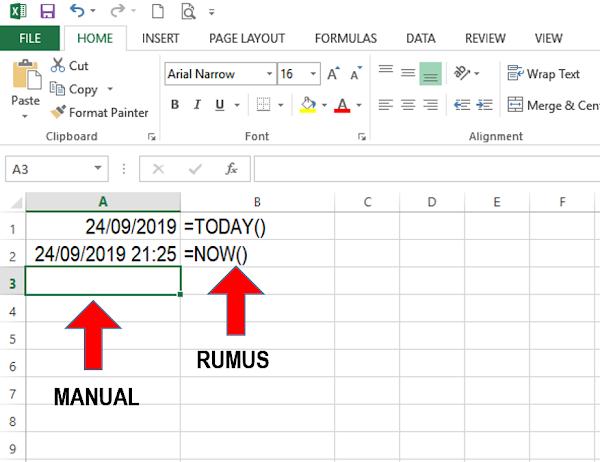 """Cara Mudah Masukan Tanggal Pada Excel Menggunakan Add-Ins """"Date Picker"""""""