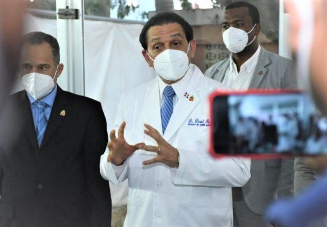 Por qué hay más muertes por covid-19?.... Ministro de Salud explica
