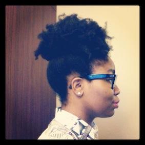 Natural Hair Encouragement