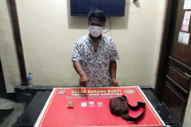 Polres Dompu bekuk pengedar sabu asal Sumbawa Barat