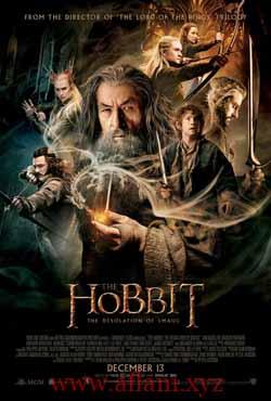 فيلم The Hobbit The Desolation of Smaug 2013 مترجم