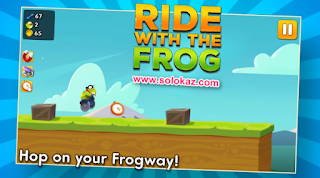 Ride with the Frog Apk v1.0 Full Version Terbaru