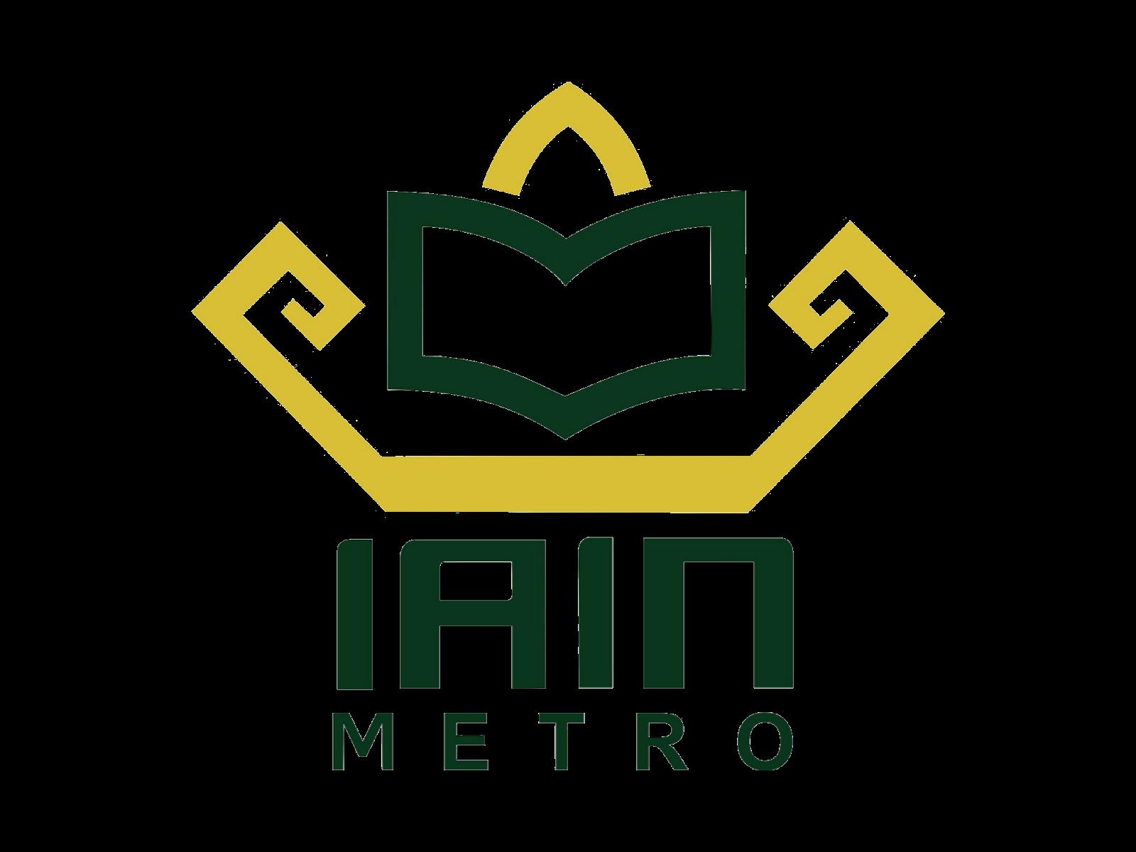 Logo IAIN Metro Format PNG
