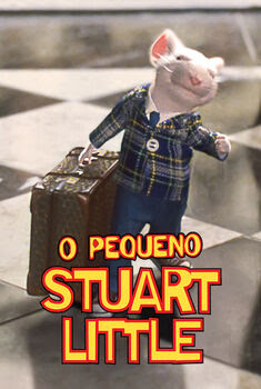 O Pequeno Stuart Little Torrent - BluRay 720p Dual Áudio
